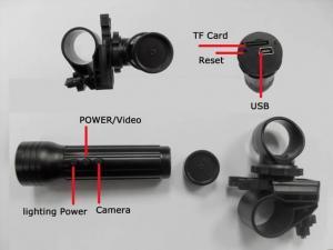 China JY016 LED Flashlight camera -  - on sale