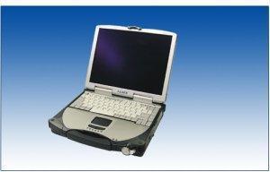 China ACS-31GJB12 Rugged Notebook PC on sale