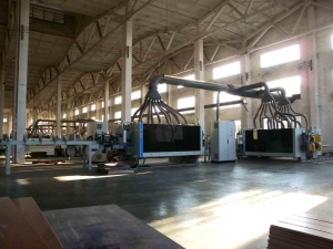 China Flooring production line for PVC flooring on sale