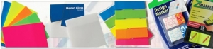 China 4 Colors Printed Paper Sticky-Note on sale