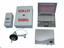 China Radar project (portable) on sale
