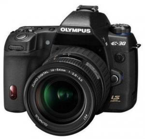 China Olympus E-30 Digital SLR Kit 12-60 F2.8-4.0 Lens on sale