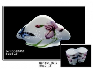 China Napkin holder/Salt&pepper set SC-H8010/18 on sale