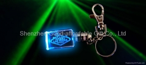 China LED Crystal Keychain on sale