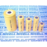 Ni-Cd Rechargeable Battery and Pack