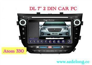 China 6.2-8.9inch 2DIN CAR PC on sale