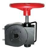 China HIC SERIES HAND WHEEL GEAR OPERATORS on sale