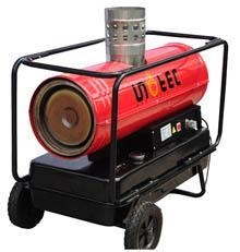 China Indirect fired heater on sale