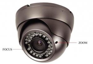 China Vandalproof IP Camera SUD-V301 Vandal proof IR IP Dome(MPEG4) on sale