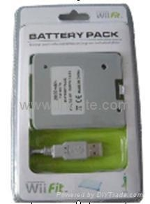 China WII Fit battery pack on sale