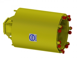 China CBR-SY Waterway Core Barrel With Roller Bit on sale