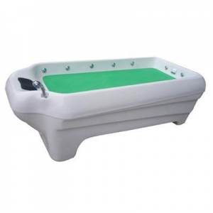 China hydro therapy massage bed on sale