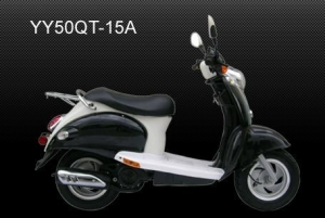 China Scooter->50CC on sale