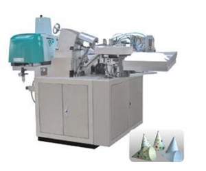 China ZZB220-A AUTOMTIC PAPER CONE CUP MACHINE on sale