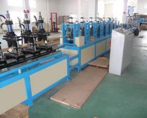 China SKHJA-8 Paper angle protector making machine on sale