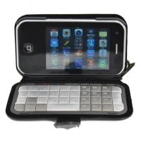 T2000 Quad Band Touch TV WIFI Cell Phone with Seperate Keyboard