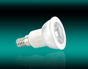 China LED Spotlight JDR E14 1W on sale