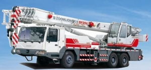 Quality Truck Crane QY25V532 for sale