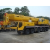 China Truck Crane QY130K for sale