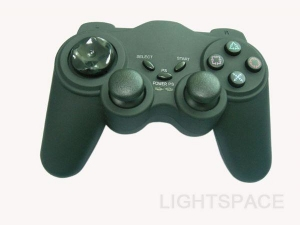 China PS1/PS2 E3G-2001PW-A PS2 2.4 GHz Wireless game Pad on sale