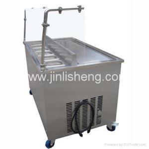 China Fry Ice Cream Machine ( C-6 ) on sale
