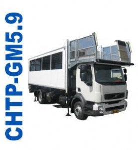 China Catering Trucks and Derivatives on sale