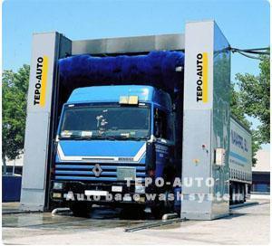 China Bus & Truck washing machine on sale