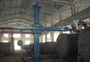 China HJ series welding manipulator on sale