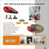 China Hand-held Steam Vacuum Cleaner No.:SVC-009 Big Image Click to Inquriy for sale