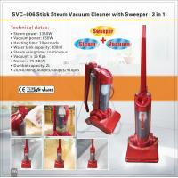 Upright Steam Vacuum Cleaner No.:SVC-006 Big Image Click to Inquriy