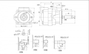 China V Series V20 Vane Pumps - V Series on sale