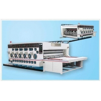 SYK 3350 New Type Multi-color Printing & Slotting Machine