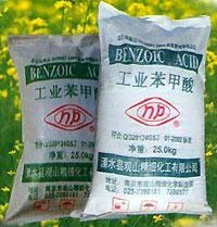 China Industrial-use benzoic acid Industrial-use benzoic acid Industrial-use benzoic acid on sale