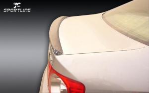 China PU Rear Trunk lip Spoiler /rear wing/ auto spoiler For 2005--2008 VW Jetta on sale