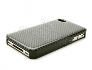 China 100% real Carbon Fiber Case for Apple iphone 4 on sale