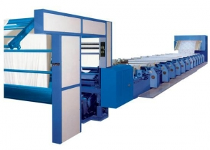 China Full-automatic textile screen printer on sale