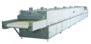 China XB-1020-9000 Infrared drying conveyor on sale