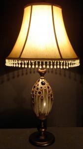 China Ceramic Table Lamp 21313313316 on sale