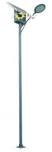 China solar pillar light Product Name:solar street light on sale