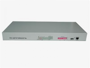 China High-capacity Voice multiplexers FE1-2ETH*2RS232*4VO on sale