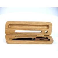 Single Pen Box w/Card Slot & 1 Ring