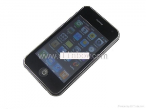 China HOT!iPhone 3Gs W350 Wifi Java TV mobile phone with 3.5 inch screen on sale