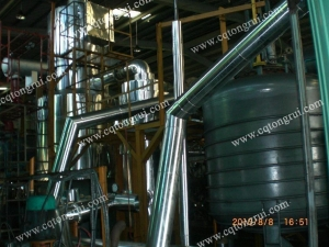 China Used Engine Oil Distillation machine crude oil refinery plant on sale