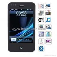zoho G738 copy iphone 4 touch screen GPS wifi and TV cell phone