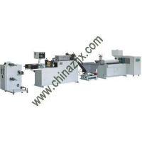 Bag-Making Machine Plastic Zipper Extruder Machinery