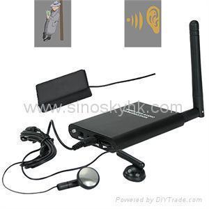 China Professional Grade RF Audio Bug w/ 300M Wireless Transmission - RF-AUDIO-BUG on sale