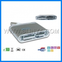 China All in 1 card reader writer USB Smart card reader C on sale