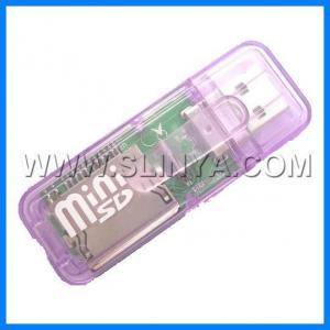 China mini SD card reader writer usb SD card reader TF card reader on sale