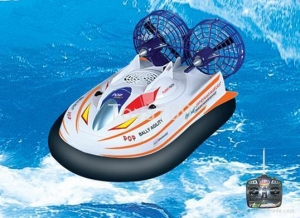 China This R/C hovercraft is equally at home on land or water,Be it on your office flo on sale