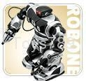 China Robone Radio Remote Control ARTICULATED RC ROBOT on sale